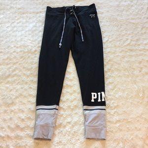 PINK Joggers Sweatpants Sz Medium